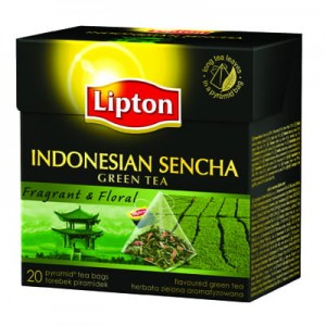 LIPTON PIRAMIDKA INDONES SENCHA 20 SZT.