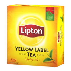 Lipton Yellow Label Ekspresowa 50 szt.