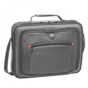 "Torba na laptopa WENGER Insight, 15,6"", 410x310x140mm, szara"