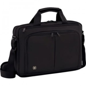 "Torba na laptopa WENGER Source, 14"", 390x250x80mm, czarna"