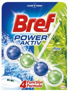 Bref WC power activ pine 50g