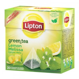 LIPTON PIRAMIDKA GREEN LEM.MELI 20 SZT.